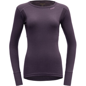 Devold Hiking Fietsshirt Korte Mouwen Dames, figs
